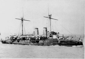 The 1895 disappearance of the Reina Regente - dawlish chronicles