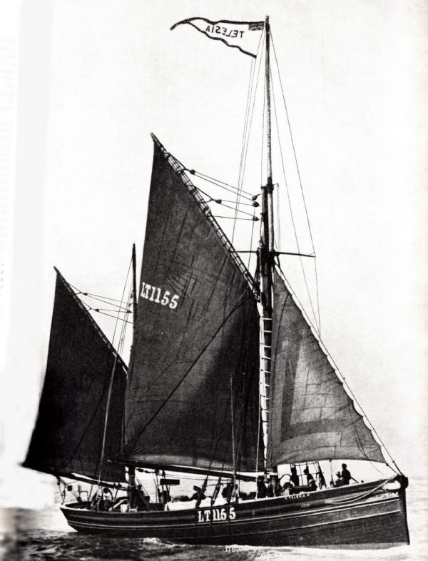 The Telisa - probably post-war