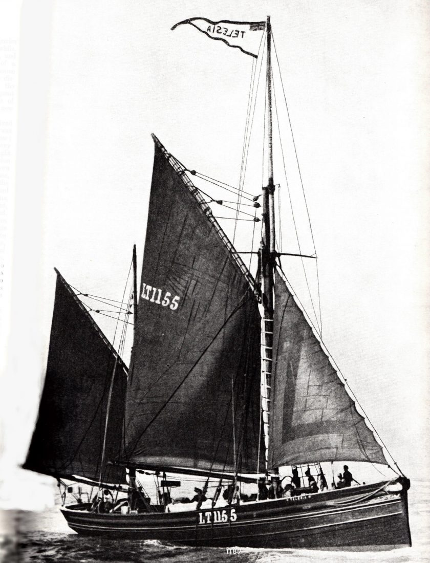 The Telisa - probably post-war